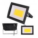 Proiector Slim cu COB LED Mare 50W Alb Rece 220V IP65 KPAD