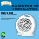 Aeroterma Electrica 2000 W Victronic VC2102