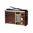Radio portabil cu design Retro 12 Benzi Leotec LT2009