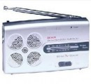 Radio Portabil Mini cu Baterii AM FM Indin BCR29