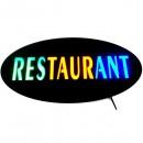 Reclama Luminoasa Restaurant 50x25cm