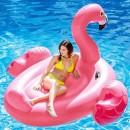 Saltea gonflabila Insula Piscina Mega Flamingo Intex 56288EU
