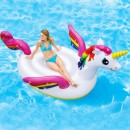 Saltea gonflabila Insula Piscina Mega Unicorn Intex 57281EU
