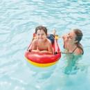 Saltea Pluta gonflabila pentru copii Cars Intex 58161NP