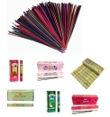 Set 20 Betisoare parfumate in cutie hexagonala diverse arome