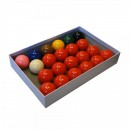 Set 22 Bile Snooker