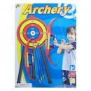 Set Arc cu Ventuze si Tinta Archery 952F