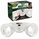 Set becuri LED cu senzor miscare LED Night Eyes JB7115WHI