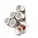 Set magnetic pentru condimente 7 piese Bohmann BH7815