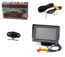 Sistem de parcare auto cu monitor LCD 4.3 Inch si camera video