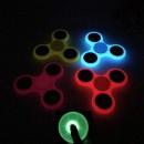 Spinner Fosforescent Antistres Fidget Spinner
