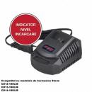 Statie Incarcare Rapida Acumulator 18V Bormasina Stern CHACD13180LI