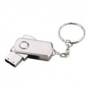 Stick Memorie USB 2.0 16Gb Metalic, tip Breloc Chei