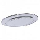 Tava ovala din inox pentru servire 35cm IOT35 JU