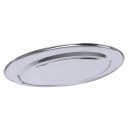 Tava ovala din inox pentru servire 40cm IOT40 JU