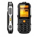 Telefon Mobil Design Militar Dual SIM cu Lanterna, Camera, USB, SD Card