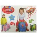 Troller de Jucarie cu Roti Let Us Play Cartoon 002