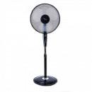 Ventilator cu picior 50W 41cm 3 trepte Timer Zilan ZLN7703