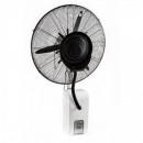 Ventilator de perete cu pulverizare apa 8l alimentare retea HW26MC05