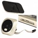 Vizor Usa cu Camera Video, Sonerie, Ecran LCD cu Zoom 220V