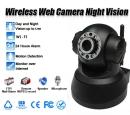 Wi-Fi Camera de Supraveghere cu IP Network si Reglaj
