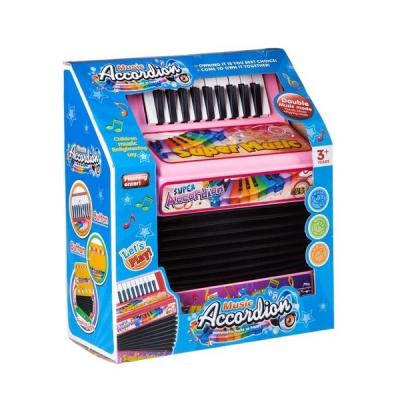 Acordeon Jucarie pe Baterii pentru Copii Music Accordion 20233