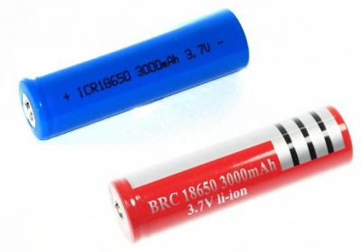 Acumulator 18650 Li-Ion 3.7V 3000mah