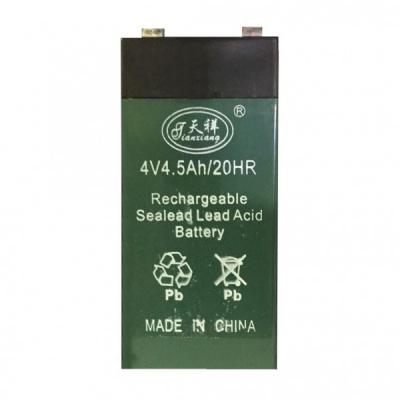 Acumulator Plumb Acid 4V 4.5Ah