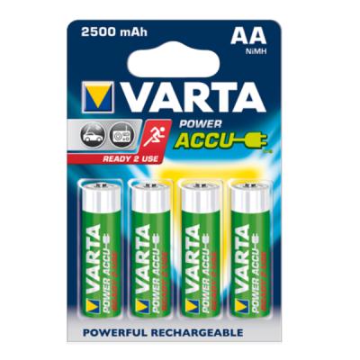 Acumulatori AA Varta 2500mAh