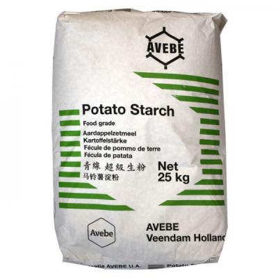 Amidon de Cartof AVEBE Sac 25kg