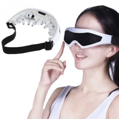 Aparat de Masaj si Relaxare a Ochilor Eye Care Massager 818