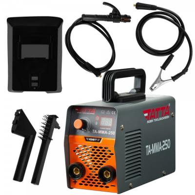 Aparat Sudura Invertor Electrod 1.6-3.2mm AC 220-240V Tatta TAMMA250