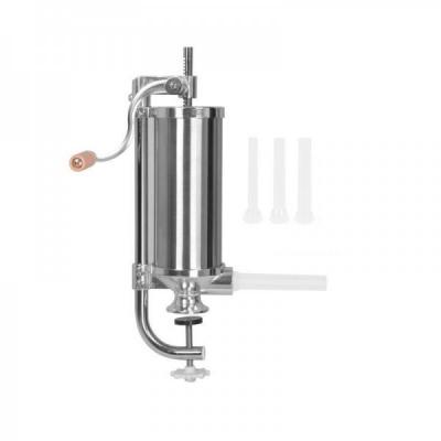 Aparat Umplut Carnati Manual, Aluminiu, Vertical 2.5kg Grunberg GR3183