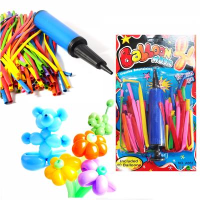 Baloane modelaj profesionale pentru twisting 40 Bucati Balloon Magic A552