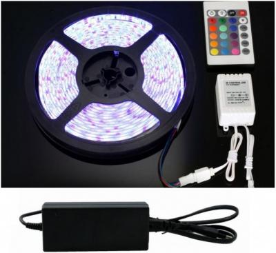 Banda 270 LEDuri SMD 3528RGB-54RW 5m
