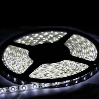 Banda LED SMD 5m 270 LEDuri Albe cu Telecomanda si Transformator
