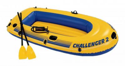 Barca de Pescuit Pneumatica Intex Challenger 2 68367
