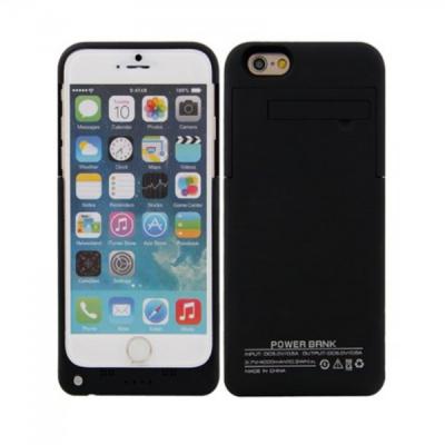 Baterie Externa Husa iPhone 6 Plus Power Bank 3200mAh