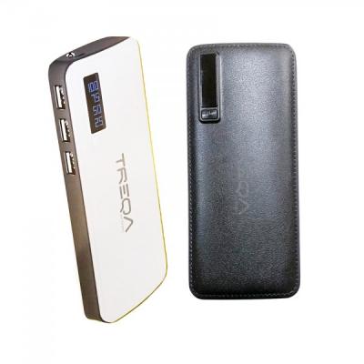Baterie Externa Power Bank 16800 3 USB, ecran LCD, Lanterna TR901