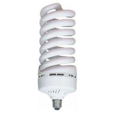 Bec Economic Spiralat 105W 220V cu Dulie E27 Lumina Alba