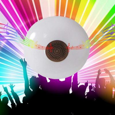 Bec LED Telecomanda Boxa Bluetooth Lumini RGB 10W E27 ETL0181RGB