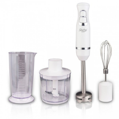 Blender Vertical Multifunctional 3in1 800W Zephyr  Z1112XSC