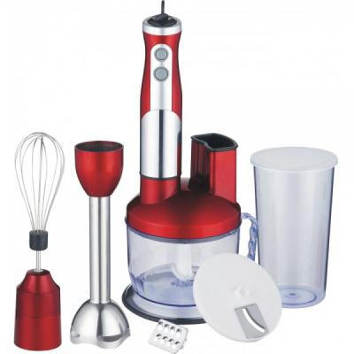 Blender Vertical Multifunctional 4in1 600W Zephyr Z1112CSCR