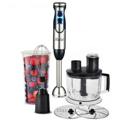 Blender Vertical Multifunctional 4in1 800W Zephyr Z1112DSC