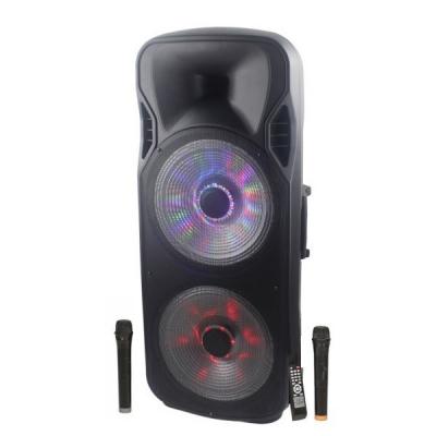 Boxa Activa BT USB Microfoane Telecomanda 800W Temeisheng A1515