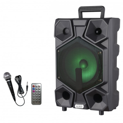 Boxa Portabila FM SD USB MP3 Telecomanda Ailiang Lige A82DT