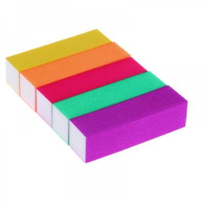 Set 10 Buffer Unghii Neon BM5