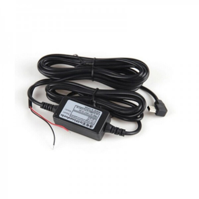 Cablu MiniUSB pentru Camere Video Auto Alimentare Continua 12V