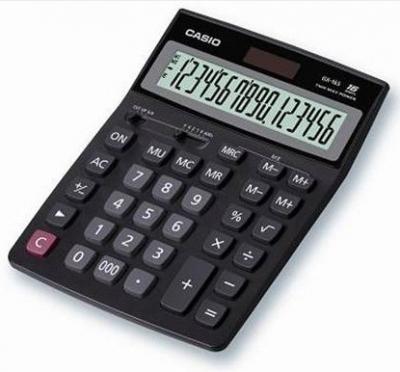 Calculator de birou Casio GX16S