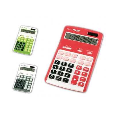 Calculator de Birou Milan 150712 12 Caractere